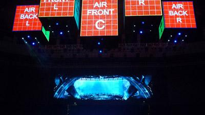 Global Tour of Mayday with LEDFUL Rental LED Screen