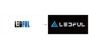 What is meaning of LEDFUL new logo?