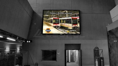 Problems in Operating LED Outdoor Display Screen in Outdoor Media