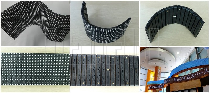 Soft Flexible LED Module LED Panel