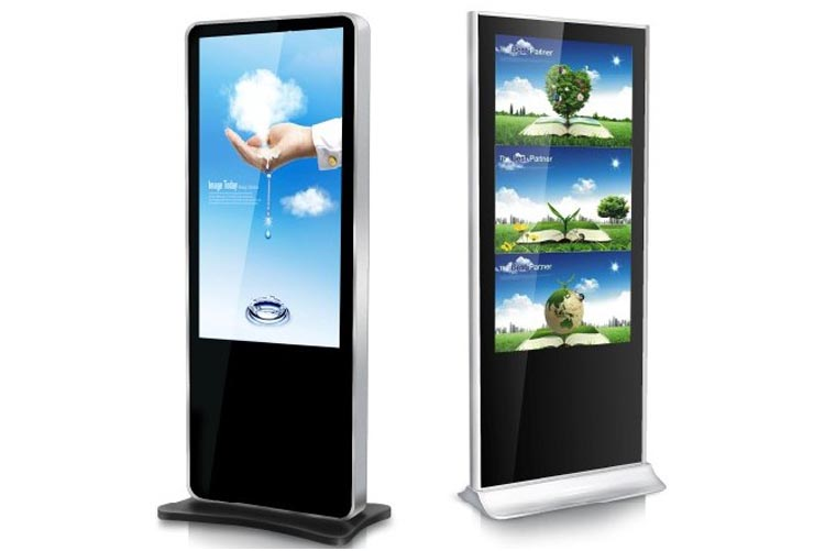 LED Advertising Lightbox Digital Signage Projects and Advant-1
