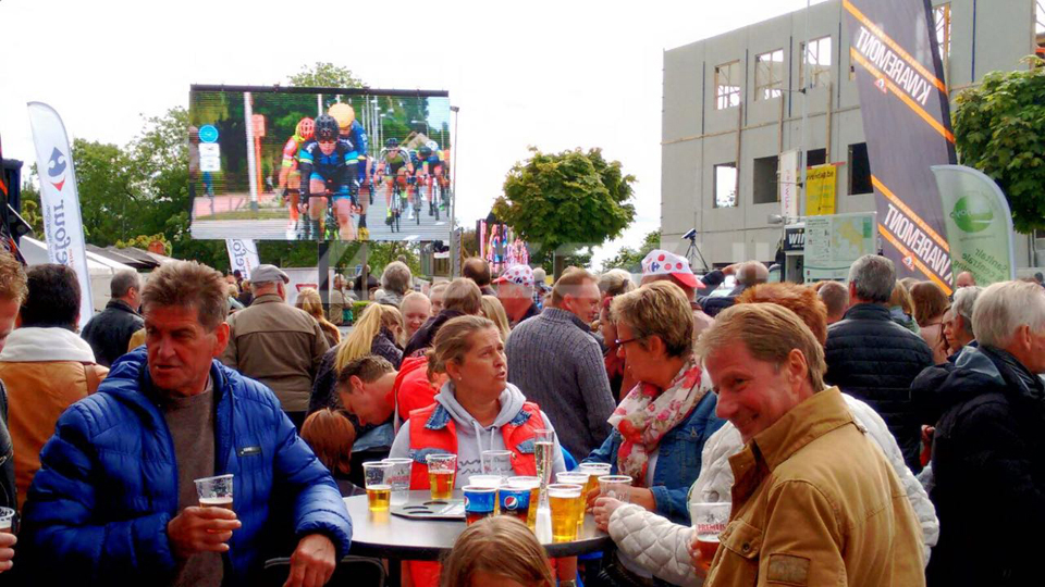 Belgium Outdoor Rental LED Display