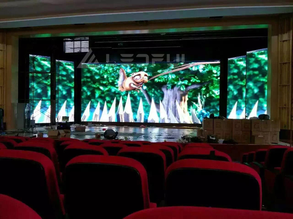Indoor Show Stage LED Screen
