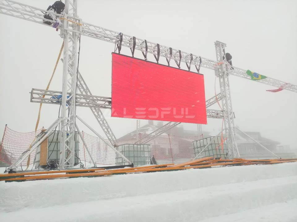 Itay Outdoor Rental LED Display