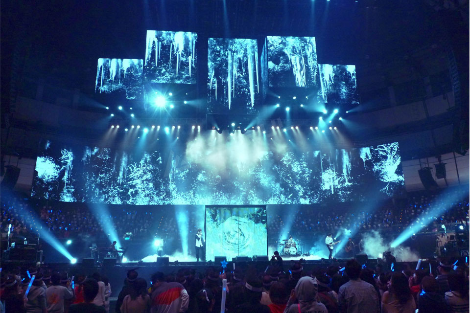 A Music Concert of Chinese Superstar For Indoor Rental LED Display